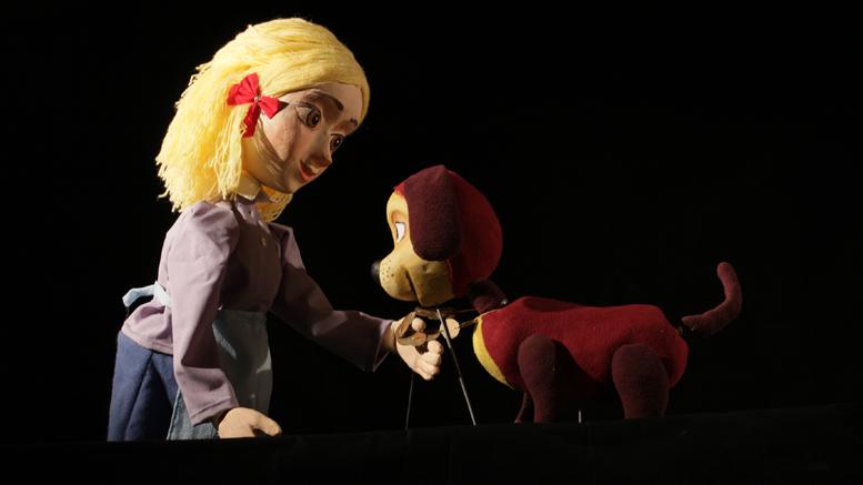 FATA BABEI ȘI FATA MOȘNEAGULUI / regia: Bogdan Tudor Pelerin - Teatrul Zgubilici, Compania Pelerin