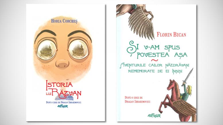 Istoria lui Razvan / Si v-am spus povestea asa aventurile cailor nazdravani-rememorate de ei insisi