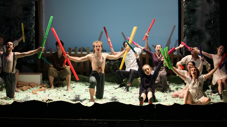 THOMAS SAWYER / regia: Horia Suru – Teatrul Excelsior, Bucureşti