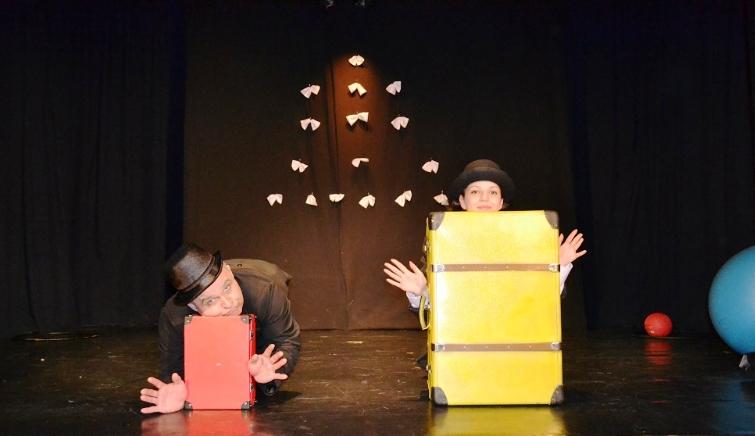 MIC SAU MARE? / regia: Nagy Viktoria - Trupa Arcadia, Teatrul Regina Maris din Oradea
