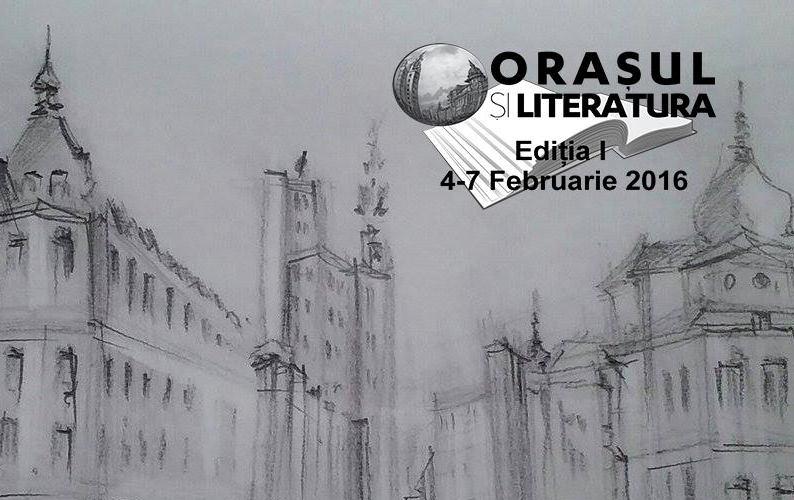 afis festivalul international orasul si literatura. L2