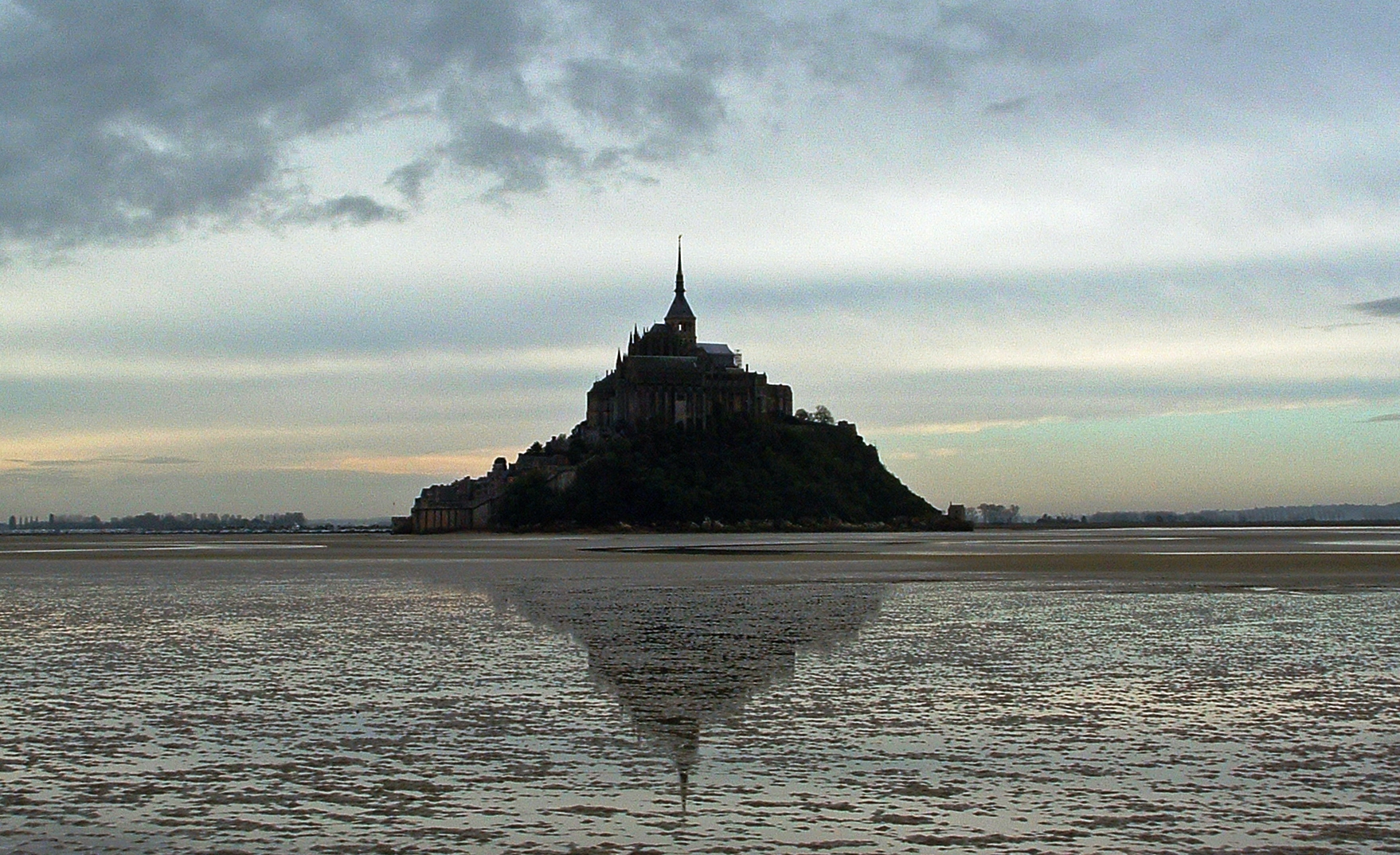 Mont Saint-Michel, Normandia