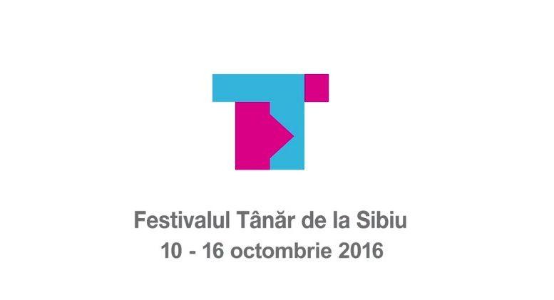 machetă Festivalul Tânăr de la Sibiu 2016